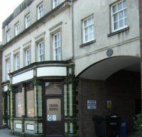 Old Site of Crown Inn Gosport